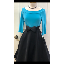 Loulou Top turquoise