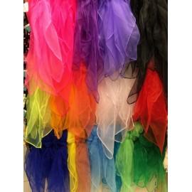 foulard de couleur