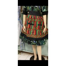 Le tablier style jupe...