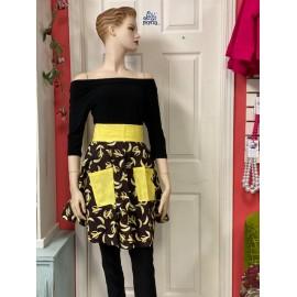 Le tablier style jupe*banane
