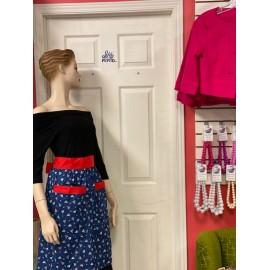 Le tablier style jupe*nautique