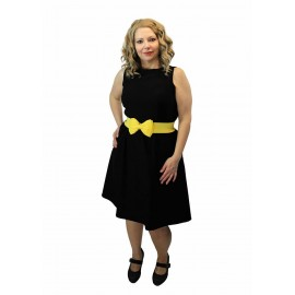 """Becky"" Black Dress"