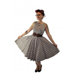 NELLY ROBE CIRCULAIRE